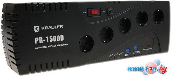 Стабилизатор напряжения Krauler VR-PR1500D в Могилёве