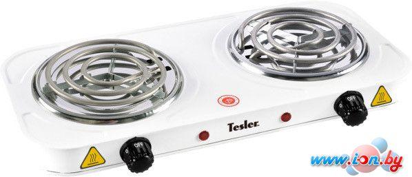 Настольная плита Tesler PEO-02 White в Могилёве