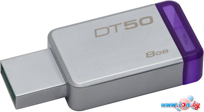 USB Flash Kingston DataTraveler 50 8GB [DT50/8GB] в Могилёве
