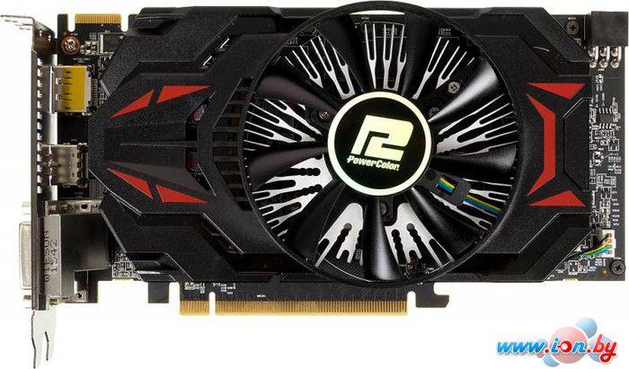 Видеокарта PowerColor Radeon R7 370 2GB GDDR5 [AXR7 370 2GBD5-DHE/OC] в Могилёве