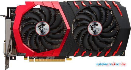 Видеокарта MSI Radeon RX 480 Gaming X 8GB GDDR5 [RX 480 GAMING X 8G] в Могилёве