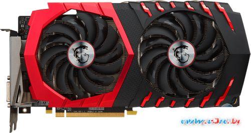 Видеокарта MSI Radeon RX 470 Gaming X 4GB GDDR5 [RX 470 GAMING X 4G] в Могилёве