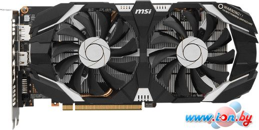 Видеокарта MSI GeForce GTX 1060 OC 6GB GDDR5 [GTX 1060 6GT OC] в Могилёве