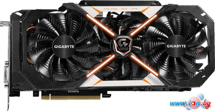 Видеокарта Gigabyte GeForce GTX 1070 Xtreme Gaming 8GB GDDR5 [GV-N1070XTREME-8GD] в Могилёве