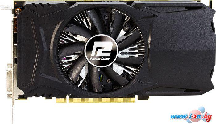 Видеокарта PowerColor Radeon RX 460 2GB GDDR5 [AXRX 460 2GBD5-DH/OC] в Могилёве