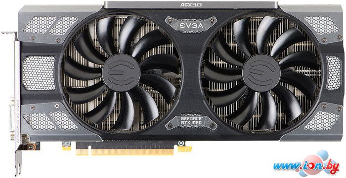 Видеокарта EVGA GeForce GTX 1080 FTW DT GAMING ACX 3.0 8GB GDDR5X в Могилёве