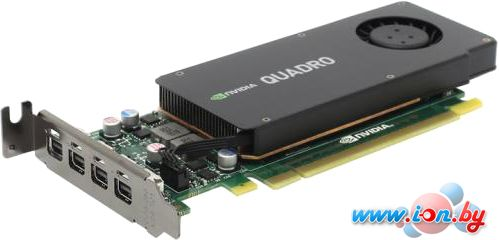 Видеокарта PNY Quadro K1200 4GB GDDR5 [VCQK1200DPBLK-1] в Могилёве