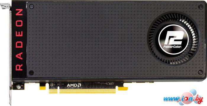 Видеокарта PowerColor Radeon RX 480 8GB GDDR5 [AXRX 480 8GBD5-M3DH] в Могилёве