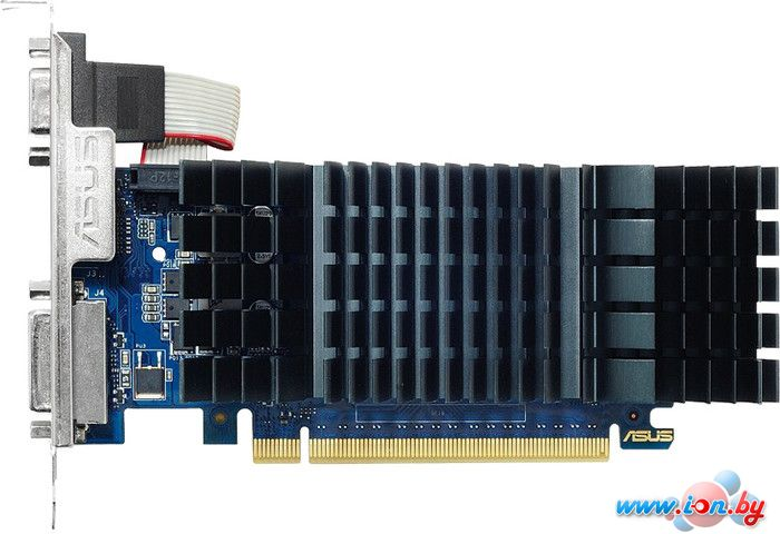 Видеокарта ASUS GeForce GT 730 2GB GDDR5 [GT730-SL-2GD5-BRK] в Могилёве