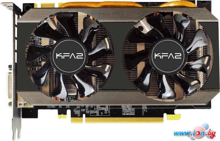 Видеокарта KFA2 GeForce GTX 970 OC 4GB GDDR5 (97NPH6DT8RVZ) в Могилёве