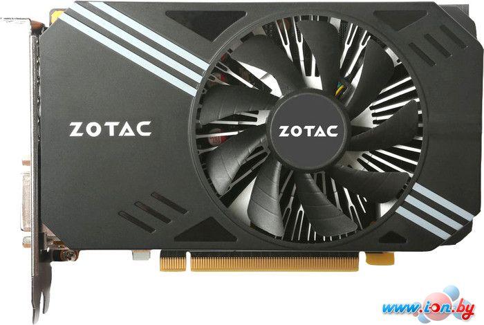 Видеокарта ZOTAC GeForce GTX 1060 Mini 6GB GDDR5 [ZT-P10600A-10L] в Могилёве