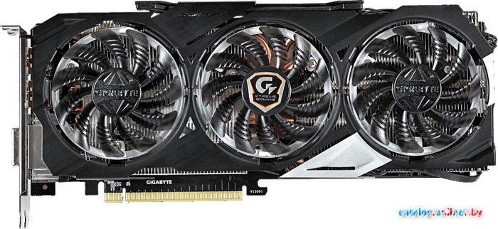 Видеокарта Gigabyte GeForce GTX 970 4GB GDDR5 [GV-N970XTREME C-4GD] в Могилёве