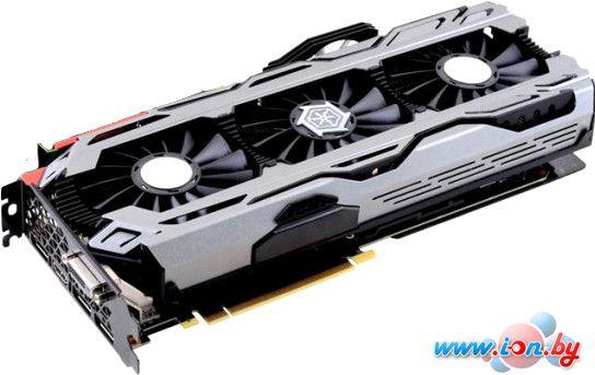 Видеокарта Inno3D GeForce GTX 1080 iChill X4 8GB GDDR5X [C108V4-2SDN-P6DNX] в Могилёве