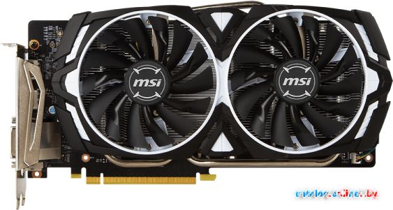 Видеокарта MSI Geforce GTX 1060 Armor 6GB GDDR5 [GTX 1060 ARMOR 6G OCV1] в Могилёве