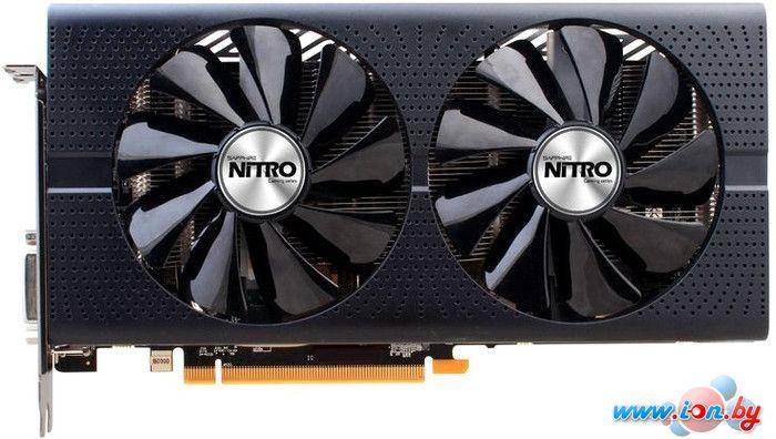 Видеокарта Sapphire Nitro+ Radeon RX 480 4GB GDDR5 [11260-02-20G] в Могилёве