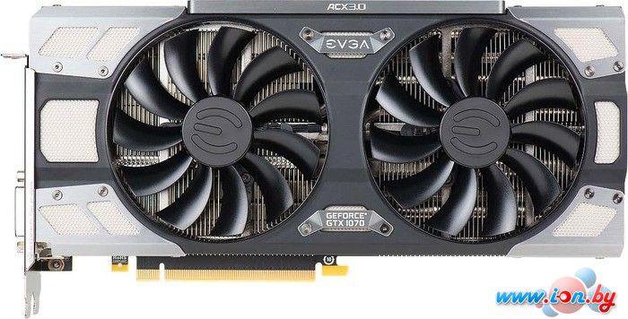 Видеокарта EVGA GeForce GTX 1070 FTW GAMING ACX 3.0 8GB GDDR5 [08G-P4-6276-KR] в Могилёве