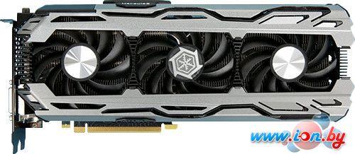 Видеокарта Inno3D GeForce GTX 1070 iChill X3 8GB GDDR5 [C107V3-1SDN-P5DNX] в Могилёве
