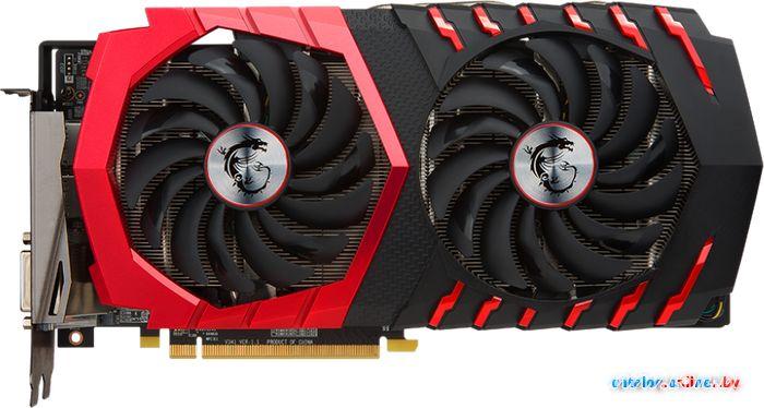 Видеокарта MSI Radeon RX 480 Gaming X 4GB GDDR5 [RX 480 GAMING X 4G] в Могилёве
