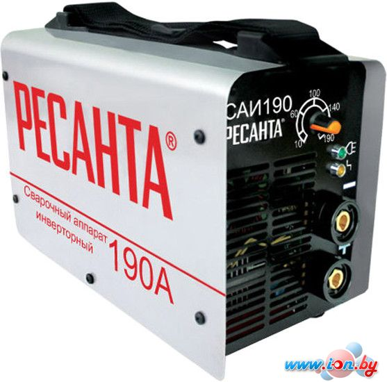 Сварочный инвертор Ресанта САИ-190 в Могилёве