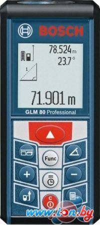 Лазерный дальномер Bosch GLM 80 + R 60 [0601072301] в Могилёве