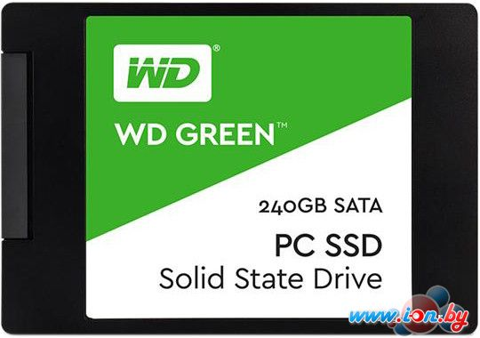 SSD WD Green 240GB [WDS240G1G0A] в Могилёве