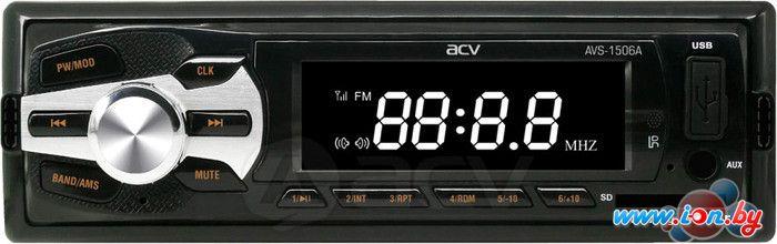 USB-магнитола ACV AVS-1506A в Могилёве