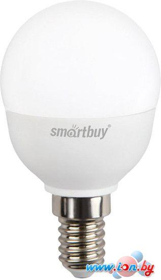 Светодиодная лампа SmartBuy P45 E14 7 Вт 3000 К [SBL-P45-07-30K-E14] в Минске