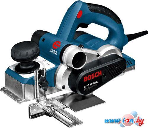 Рубанок Bosch GHO 40-82 C Professional (060159A760) в Бресте