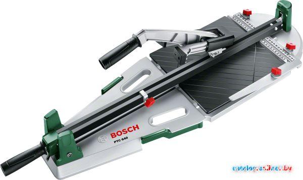 Ручной плиткорез Bosch PTC 640 [0603B04400] в Гомеле