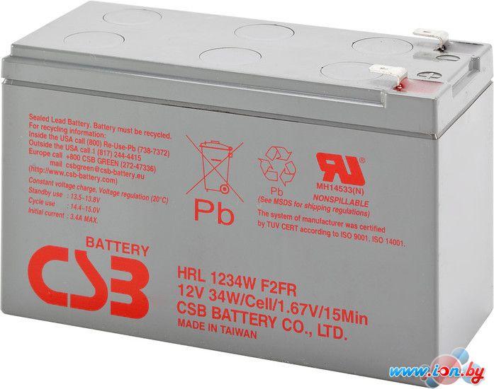 Аккумулятор для ИБП CSB HRL1234W F2 (12В/9 А·ч) в Гомеле