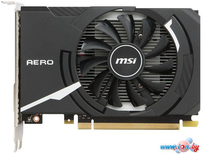 Видеокарта MSI GeForce GT 1030 Aero ITX OC 2GB GDDR5 [GT 1030 AERO ITX 2G OC] в Могилёве
