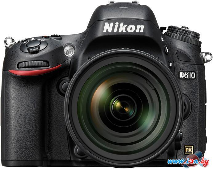 Фотоаппарат Nikon D610 Kit 24-85mm VR в Могилёве