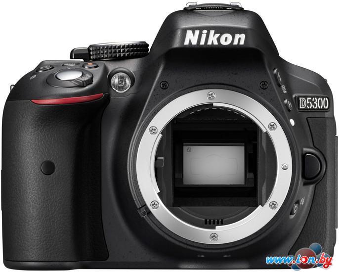 Фотоаппарат Nikon D5300 Body в Могилёве