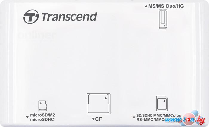 Кардридер Transcend TS-RDP8W White в Бресте