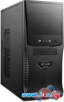 Корпус Delux DLC-MV852 Black/Silver 450W в Могилёве