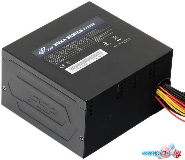 Блок питания FSP HEXA 550W (AXE550) в Могилёве
