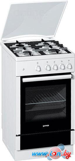Кухонная плита Gorenje G 51103 AW в Могилёве