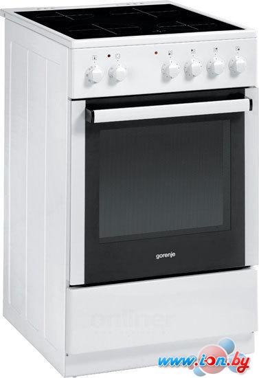 Кухонная плита Gorenje EC52106AW в Могилёве