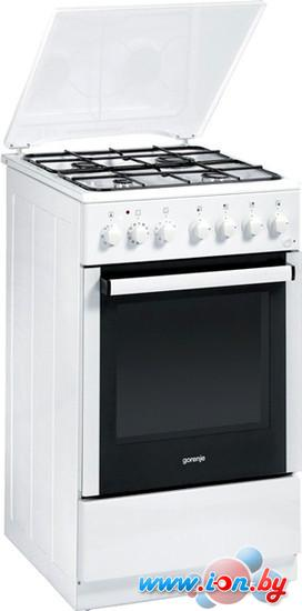 Кухонная плита Gorenje KN57225AW в Могилёве
