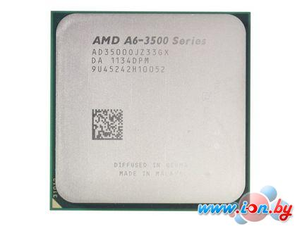 Процессор AMD A6-3500 BOX (AD3500OJGXBOX) в Гомеле