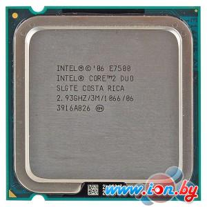 Процессор Intel Core 2 Duo E7500 в Могилёве