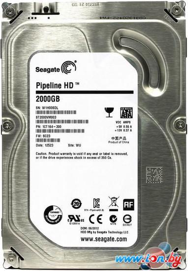 Жесткий диск Seagate Pipeline HD 2TB (ST2000VM003) в Гомеле