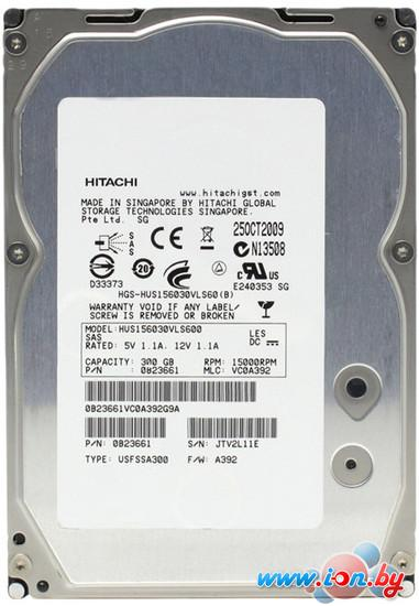 Жесткий диск Hitachi Ultrastar 15K600 300GB (HUS156030VLS600) в Могилёве