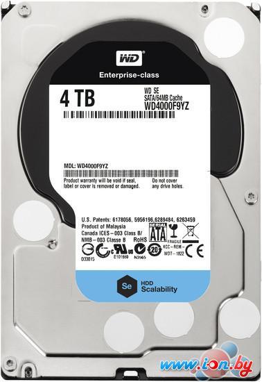 Жесткий диск WD Se 4TB (WD4000F9YZ) в Могилёве