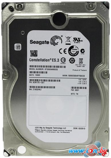 Жесткий диск Seagate Constellation ES.3 2TB (ST2000NM0033) в Могилёве