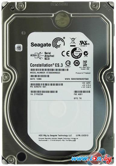 Жесткий диск Seagate Constellation ES.3 2TB (ST2000NM0023) в Могилёве