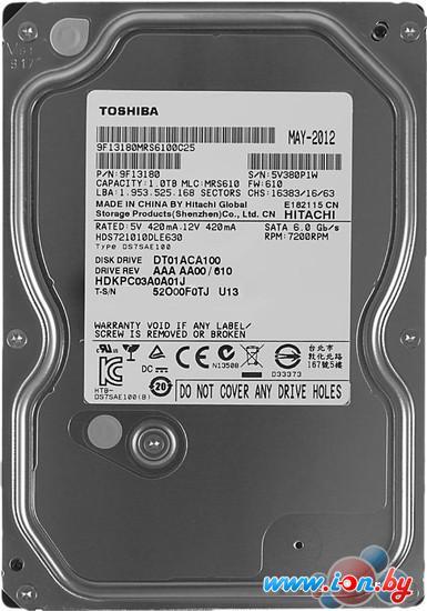 Жесткий диск Toshiba DT01ACA 1TB (DT01ACA100) в Гомеле