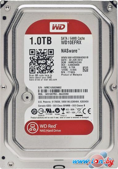 Жесткий диск WD Red 1TB (WD10EFRX) в Гомеле