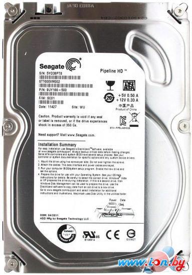 Жесткий диск Seagate Pipeline HD 1TB (ST1000VM002) в Гомеле