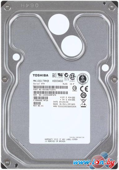 Жесткий диск Toshiba 01TRKB 1TB (MK1001TRKB) в Гомеле